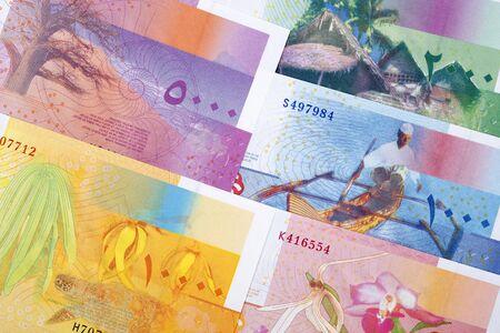 Comorian Franc a business background