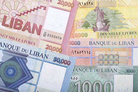 Lebanese Pound a business background