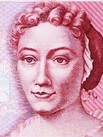 Maria Sibylla Merian a portrait from Deutsche Marks Editorial