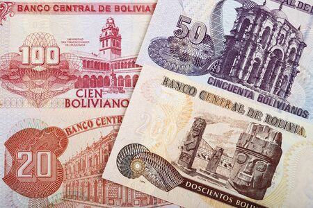 Bolivian Boliviano a business background
