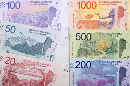 Argentine peso a business background