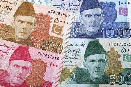 Pakistani Rupee a business background