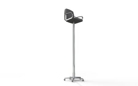 arrogancia: Silla, Perspecive vista de silla