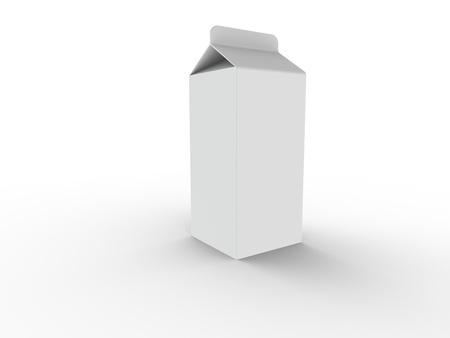 milk carton: Milk Carton. Shadows