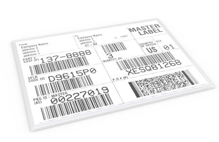 barcode: