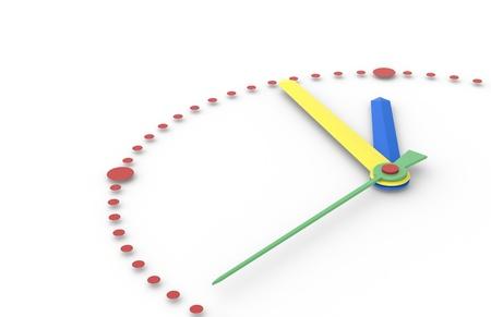 cronografo: Edici�n de Color de cinco a doce
