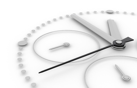 chronograph: Five to Twelve Chronograph Edition Stock Photo