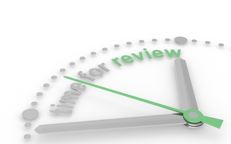 assurance: Time for Review. Green Edition