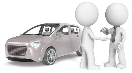 petit bonhomme: The Dude achat d'une voiture Pas de voiture de marque, gris chaud