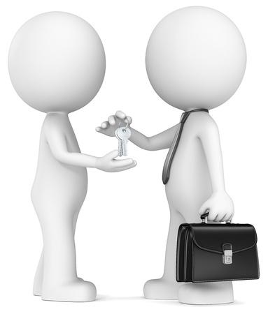 sold small: The Dude ottenere le chiavi di affari