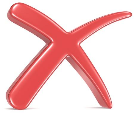 cruz roja: Marca de la Cruz Roja, el fondo blanco Foto de archivo