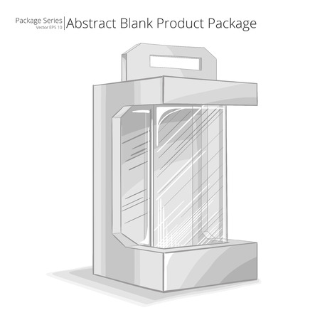 blisters: Product Package. Vector, Illustration of a Product Package. Sketch style. Packing series. Illustration