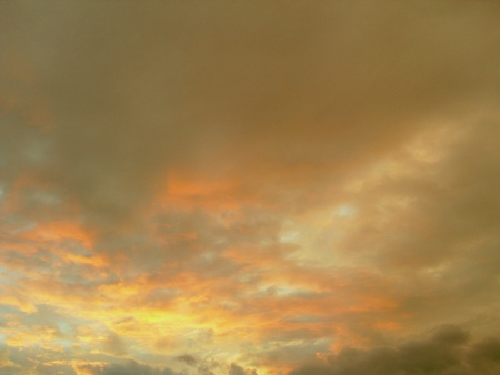 the magic light of dusk