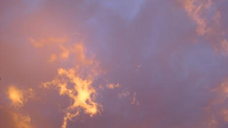 magica luz del crepusculo