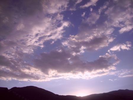 peace of sky
