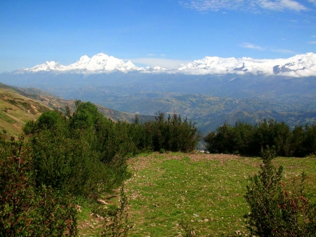 p�ace of Andean landscape