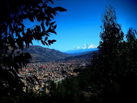 andean landscape Stock Photo - 21975100