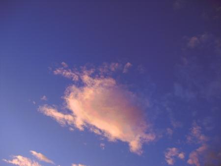 illusion of sky Stock Photo
