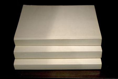 White book Stock Photo - 4544510