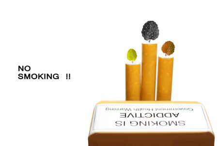 No smoking design photo