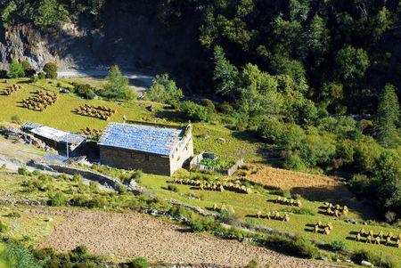 The beauty of Yading Travel Stock Photo - 4702111