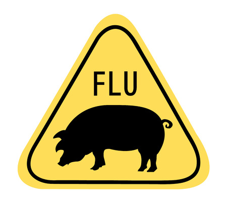 Swine Flu Sign