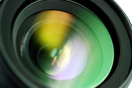 camera lens Stock Photo - 5581812