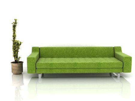 Modern Sofa Stock Photo - 5596585