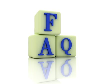 3D FAQ photo