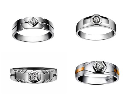 nuptials: Ring ,4 in 1