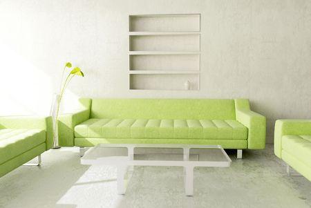 interior design Stock Photo - 5991906