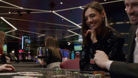 blackjack in an elite casino