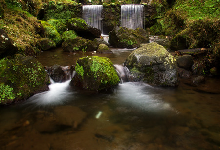 wonderful thailand: Mini waterfall in Parang Ijo Park, Indonesia