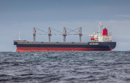 Cargo vessel  photo