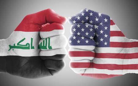 USA vs. Iraq