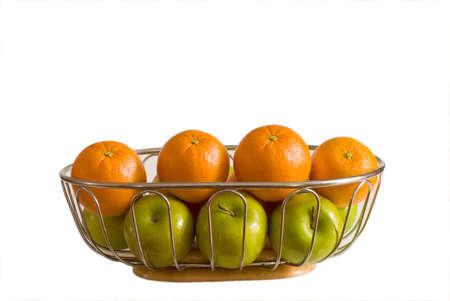 conveys: Fresh bowl of fruit well lit so it conveys freshness