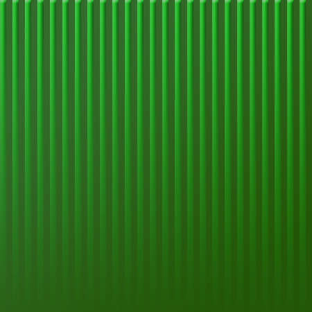 gridlock: Abstract plaid weave Green background grid illustration.