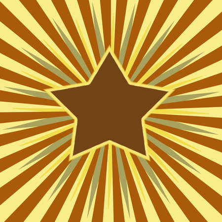 superstar: Great superstar frame in a revolution type of feeling