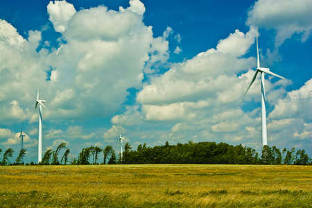 return trip: Green energy production at work for a cleaner planet
