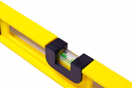 plumb: Tool used to level or plumb surfaces