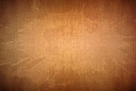 Grungy stained and cracked antique brown paper background texture Reklamní fotografie - 51745781