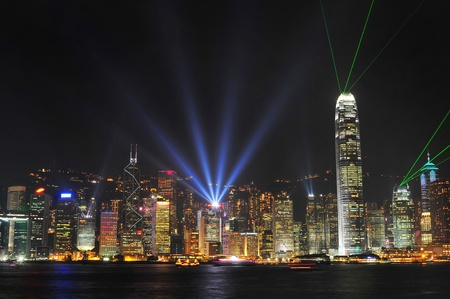 Hongkong skyline photo