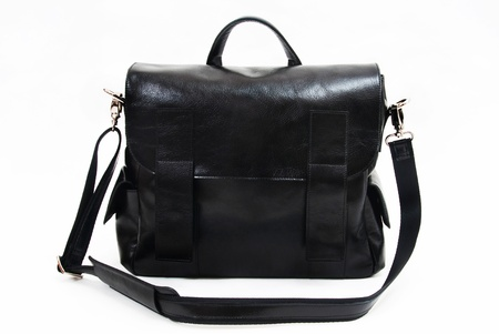 Black Shoulder bag photo