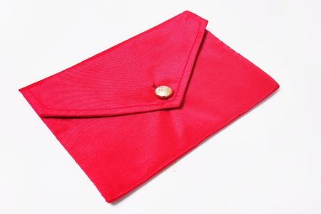 thai silk: Thai handmade silk invitation card