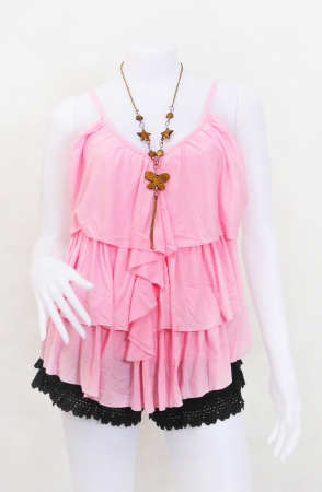 Fashion clothing on mannequin isolated Stock Photo - 16771981