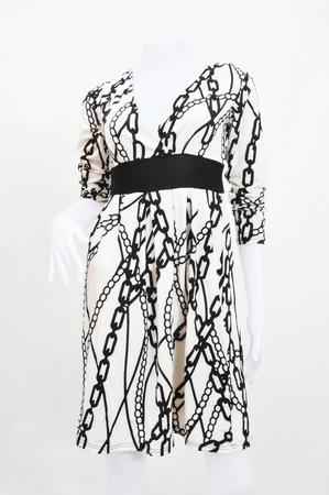 fashion dress on mannequin Stock Photo - 16655424