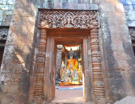 Sanctuary of Vat Phou temple