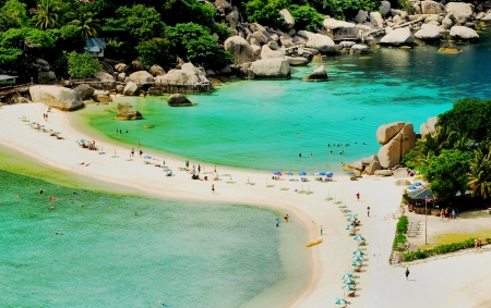 Koh Tao - a paradise island in Thailand photo