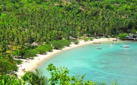 koh tao: Island in southern Thailand, Koh Tao, Chumphon Stock Photo