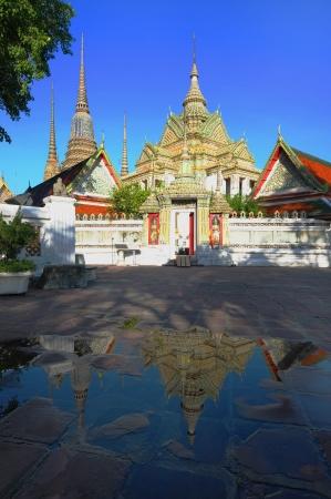 thialand: Wat Pho Temple at Thialand